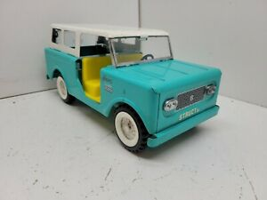 1960's Structo Scout Truck