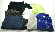 Lot of 9 Old Navy Women's XS Spring Summer Top Blouse Cardigan Dress Lucky Box