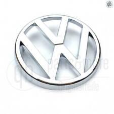 Original VW Emblem vorne chrom Golf Scirocco Bus T3 Caddy 95mm 321853601