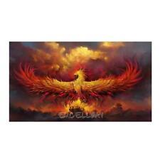 Phoenix Nirvana 5D Diamond DIY Painting Kit Home Decor Craft 45x25cm E0Xc