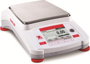 OHAUS AX5202 ADVENTURER PRECISION BALANCE 5200g 0.01g