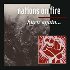 NATIONS ON FIRE burn again LP NEW go! born against