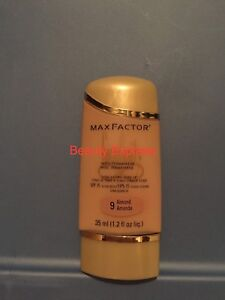 Max Factor Facefinity Makeup #9 Almond CLEARANCE