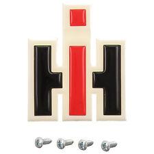 Emblem für Kühlergrill Case IH 744 Mc-Cormick IHC