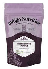 Organic Yacon Powder - 100g - (Sugar Alternative) Indigo Herbs
