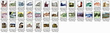 North Macedonia / Definitives / Cities 33 stamps