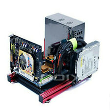 ITX Computer Open Case Aluminum Frame support Graphics Card for Micro ATX/ATX