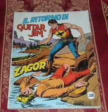 ZAGOR ZENITH originale: numero 228 *Prima Edizione*