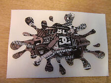 "Sticker Bomb ""paint splat"" sticker / decal 