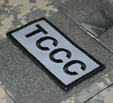 USAF AFSOC MEDICVAC PEDRO TACTICAL COMBAT CASUALTY CARE νeΙcrο INSIGNIA: TCCC