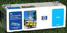 HP Hewlett Packard HP C4192A Cyan Laser Toner Cartridge -NEW- FACTORY SEALED