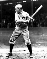 Boston Red Sox TRIS SPEAKER Glossy 8x10 Photo Baseball Reprint Poster