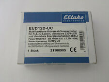 Eltako EUD12D-UC Multifunktions Universal Dimmschalter NEU