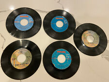 Lot Of 5 45s The Four Seasons Oh What A Night And More!