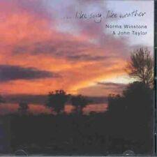 Norma Winstone - Like Song Like Weather [CD]