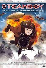 Steamboy 0043396055032 With Anna Paquin DVD Region 1