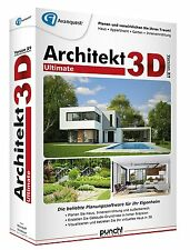Architekt Ultimate 3D Version X9 Avanquest für PC