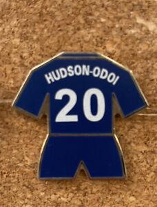 Hudson-odoi Chelsea Pin Badge
