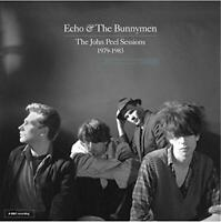 Echo & The Bunnymen - John Peel Sessions 1979-1983 (NEW CD) Preorder 6th Sept