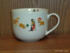 New Pembroke Welsh Corgi With Other Cute Dogs On A Holiday Mug Large