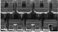 (2-Tracks) CATERPILLAR Rubber Track CAT 259D 259-D 400x86x53 4008653