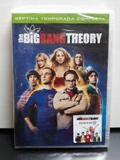 """DVD THE BIG BANG THEORY SEPTIMA TEMPORADA DESCATALOGADA """"NUEVA Y PRECINTADA"""" NEW"""