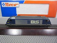 Roco H0 43656 E-Lok Elektro-Lok der BLS BR Re 465 003-2 Digital DCC in OVP