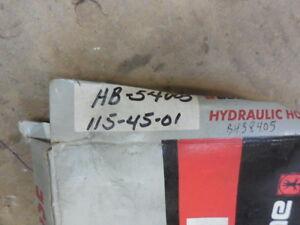 Brake Hydraulic Hose HB-54003 Fits Honda Civic 1980-1982 Front Side