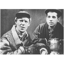 Hogan's Heroes Robert Clary and Larry Hovis Together 8 x 10 inch photo