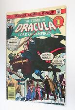 TOMB OF DRACULA #51 (Marvel Comics 1976) BLADE THE VAMPIRE SLAYER Appearance
