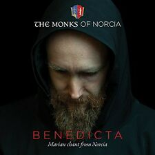 Monks Of Norcia - Benedicta [New CD]