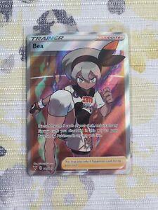 Pokemon Vivid Voltage Bea Trainer Card 180/185 Full Art NM/M