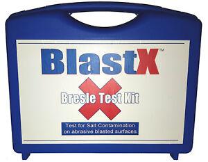 Bresle Salt Contamination Test Kit Pre-Paint Testing Equipment Sand Blasting