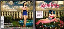 Katy Perry cd album- One Of The Boys