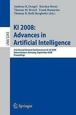 KI 2008: Advances in Artificial Intelligence: 31st Annual German-ExLibrary