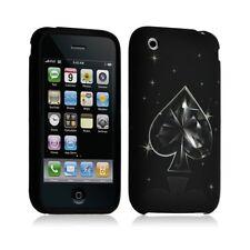 Housse étui coque gel pour Apple iPhone 3G / 3GS motif LM15