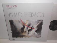 RR-23 Vivaldi & Bach Trio Sonatas Jaap Schroder Stanley Ritchie Linda Quan