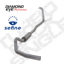 "Diamond Eye 4"" Exhaust Kit 03-07 Ford F250 F350 Powerstroke Diesel 6.0L K4346A"