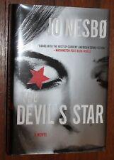 The Devil's Star by Jo Nesbø                  Signed/1st print US