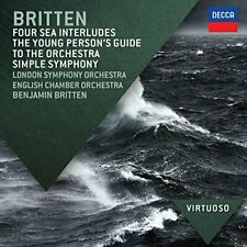 Benjamin Britten - Britten: Young Person's Guide To The Orchestra; Variations