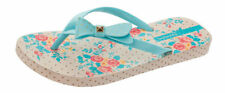 Flip Flops Floral Synthetic Sandals for Women