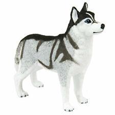 Safari Ltd. Siberian Husky XL - Realistic Hand Painted Toy Figurine Model From 3
