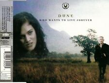 Dune: who Wants To Live Forever/CD
