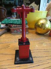 Vintage Older Toy Train Model Railroad Metal Light Tower Lamp Post