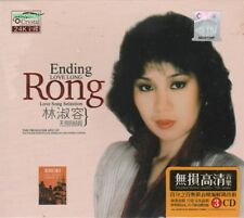 Anna Lin  林淑容   无言的结局 + Greatest Hit 3 CD 60 Songs 24K Gold Dics
