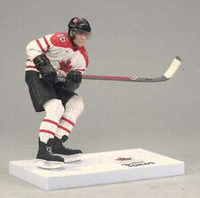 Mcfarlane NHL TEAM CANADA JONATHAN TOEWS WHITE JERSEY Chicago Blackhawks LOOSE