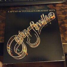 Captain & Tennille's Greatest Hits - LP Record Album Exc Condition SP-4667