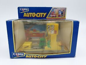 Corgi Auto-City Dockyard Cargo Hauler - Boxed c1993