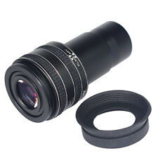 "1.25"" SWA 2.5mm 58-Deg Astronomical Telescope Eyepiece for Planetary Observation"