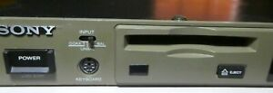 Sony mds-e12 minidisc player recorder balanced in/out coaxial in/out mdlp